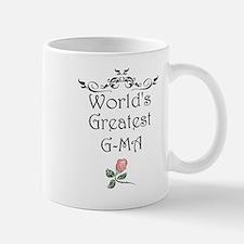 Worlds Greatest GMA Mugs