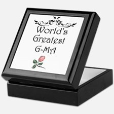 Worlds Greatest GMA Keepsake Box