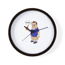 Unique Guys Wall Clock