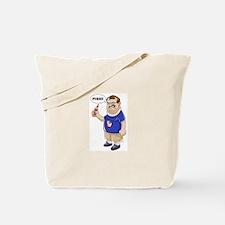 Unique Danny Tote Bag