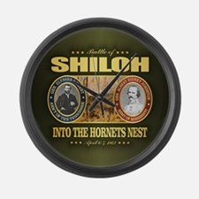 Shiloh Large Wall Clock
