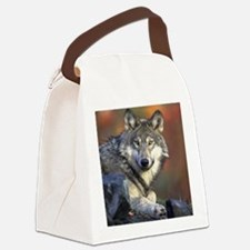 Cute Mystical Canvas Lunch Bag