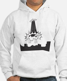 Cow Abduction Hoodie