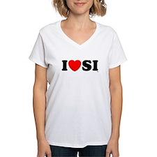 I LOVE SI Shirt