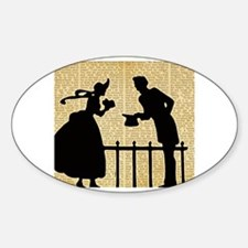 Funny Pride and prejudice Decal