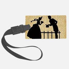 Austen Luggage Tag