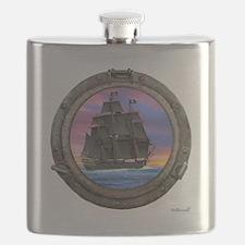 Black Sails of the 7 Seas Flask