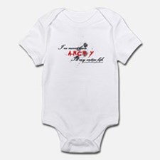 Cute I love kevin Infant Bodysuit