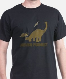 College Humor Never Forget T-Shirt