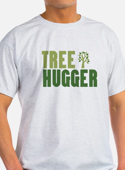 Tree Hugger B T-Shirt