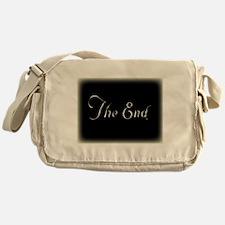 The End Messenger Bag