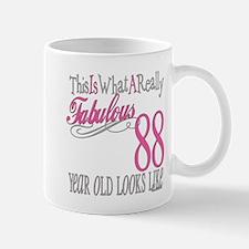 88th Birthday Gifts Mug