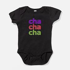 Salsa dancing Baby Bodysuit