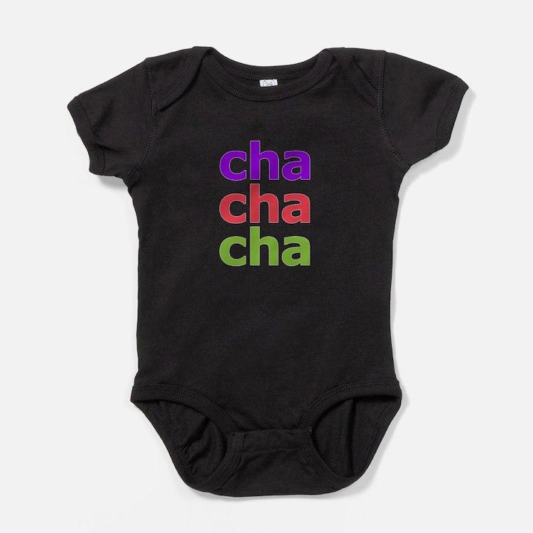 Cute Cha cha Baby Bodysuit