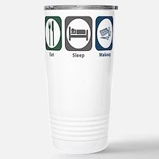 Funny Up artist Travel Mug