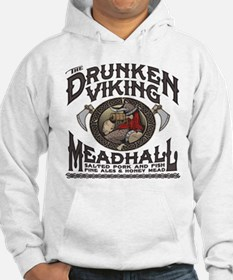 The Drunken Viking Mead Hall Hoodie