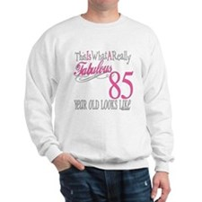 85th Birthday Gifts Sweater
