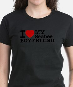I Love My Seabee Boyfriend T-Shirt