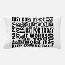 slogan-shirt.png Pillow Case