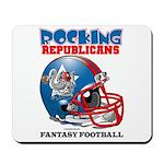 Fantasy Football - Republicans Mousepad