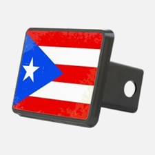 Cute Puerto rico flag Hitch Cover