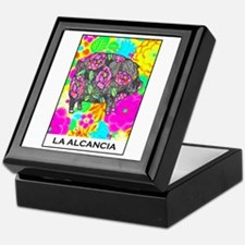 La Alcancia Keepsake Box