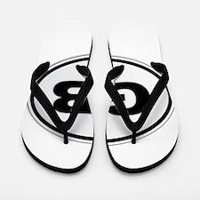 GB Plate Flip Flops