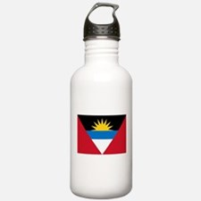Antigua and Barbuda Fl Water Bottle