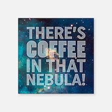 Janeway Coffee In That Nebula Sticker