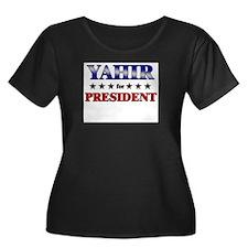 YAHIR for president T