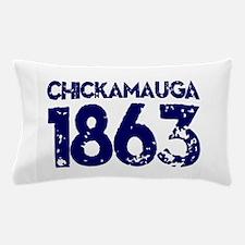 1863 Chickamauga Pillow Case