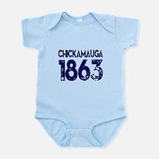 1863 Chickamauga Body Suit