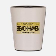 Beach Haven NJ Tag Giftware Shot Glass
