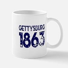 1863 - Gettysburg Mugs