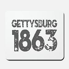 1863 - Gettysburg Mousepad