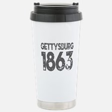 1863 - Gettysburg Travel Mug