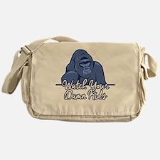 Watch Your Kids Messenger Bag