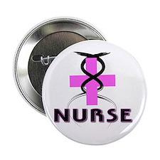 """Nurse """"In Pink"""" 2.25"""" Button (10 pack)"""