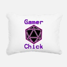 Cute D6 Rectangular Canvas Pillow