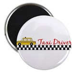 Taxi Driver Magnet