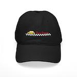 Taxi Driver Black Cap