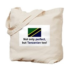 Perfect Tanzanian Tote Bag