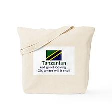 Good Lkg Tanzanian Tote Bag