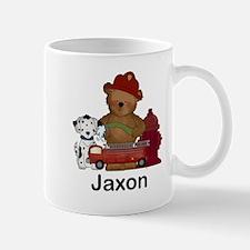 Jaxon's Fire Bear Mug