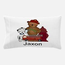 Jaxon's Fire Bear Pillow Case