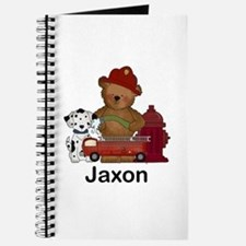 Jaxon's Fire Bear Journal