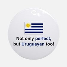 Perfect Uruguayan Ornament (Round)