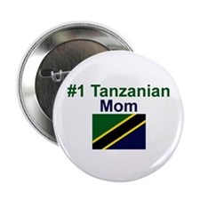 "#1 Tanzanian Mom 2.25"" Button"
