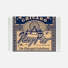 Navy Pier Box Design Magnets