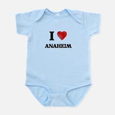I Heart ANAHEIM Body Suit